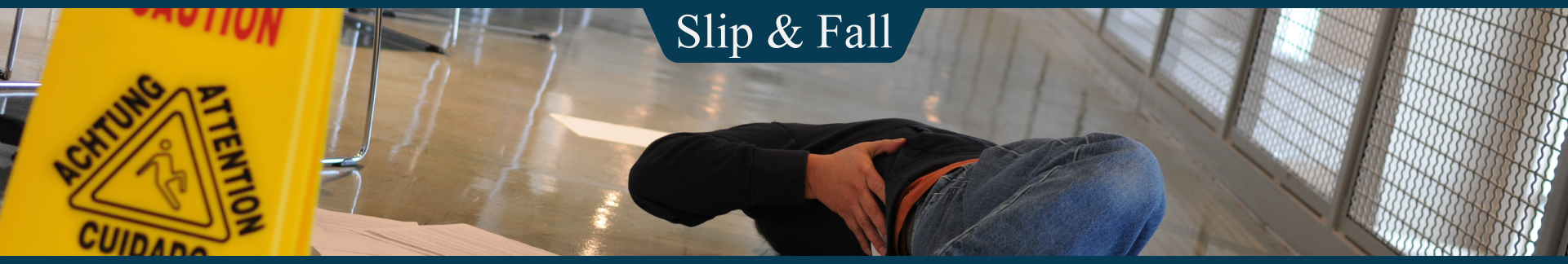 Slip and Fall The Peña Law Firm Miami